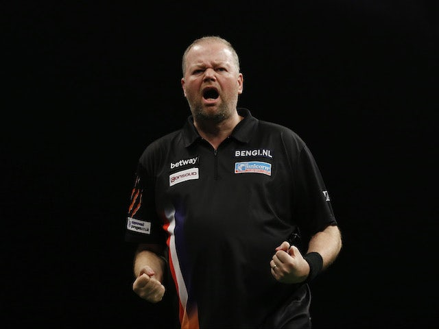 Van Barneveld keen to make most of last Premier League chance
