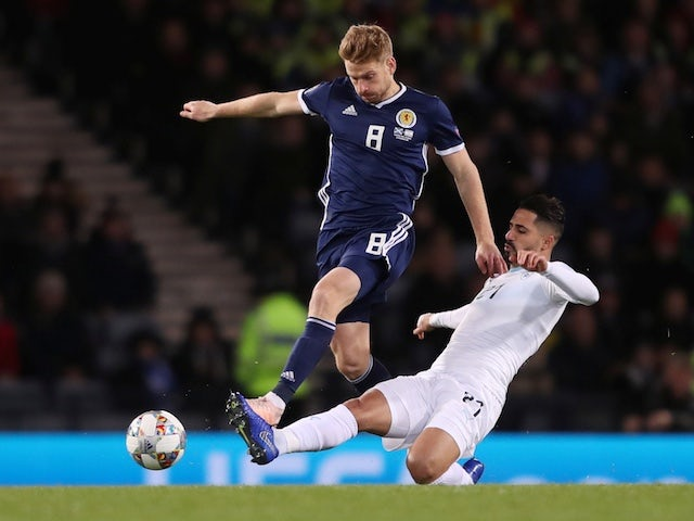 Armstrong: Scotland always believed in Nations League success