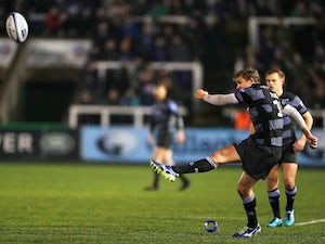 Newcastle beat Bath to move off bottom of table