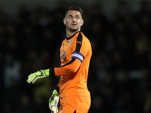 Tom Heaton reveals Gordon Banks advice