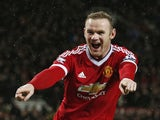 Wayne Rooney for Manchester United