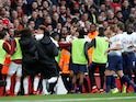 Scenes we don't want to see as things boil over in Arsenal's meeting with Tottenham Hotspur on December 2, 2018