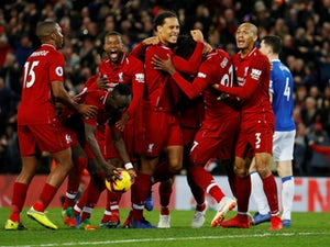 Origi snatches Liverpool late derby win