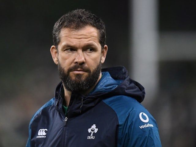 Andy Farrell looking to turn Japan