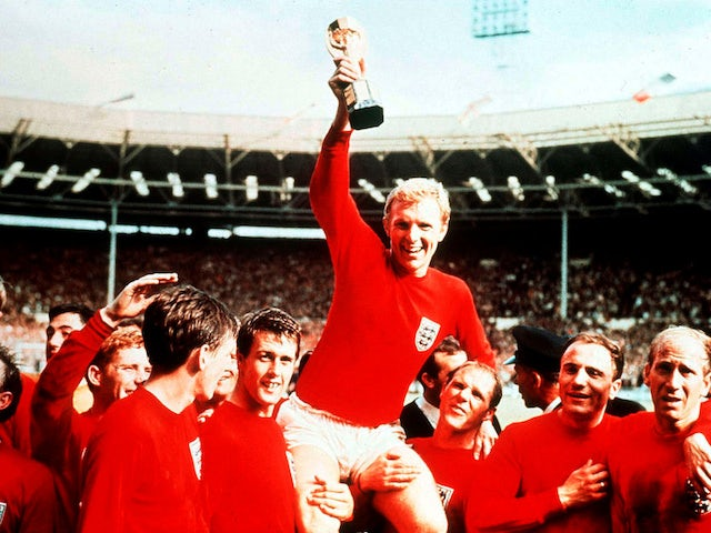 England's greatest ever XI including Steven Gerrard, Bobby Moore, Wayne Rooney