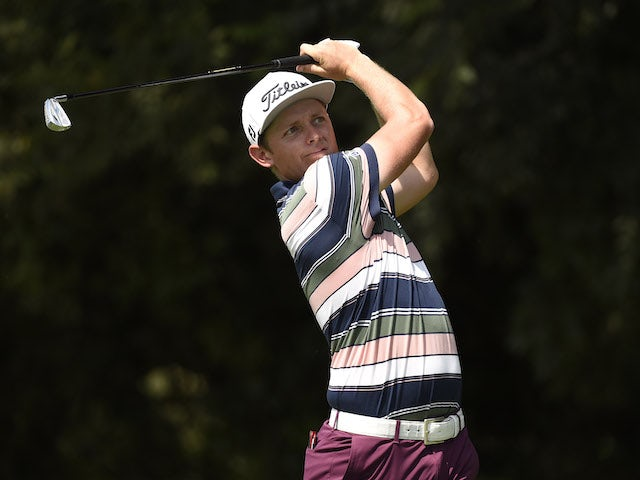 Smith surges into lead in the Australian PGA Championship