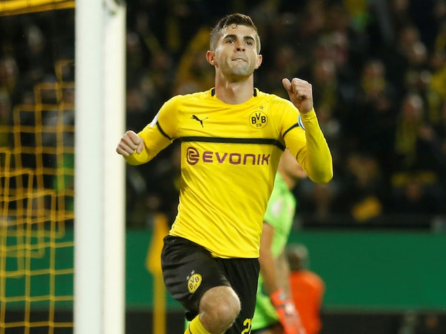 Chelsea 'hope to knock down Pulisic price'