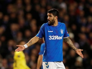 Daniel Candeias exits Rangers for Turkish side Genclerbirligi