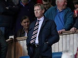 Rangers chairman Dave King pictured in May 2018