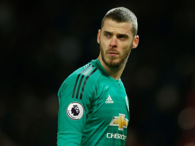 De Gea rejects final Man United offer?