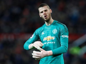 David de Gea 'frustrated with Manchester United'