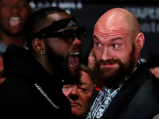 Tyson Fury and Deontay Wilder 'could meet in spring rematch'