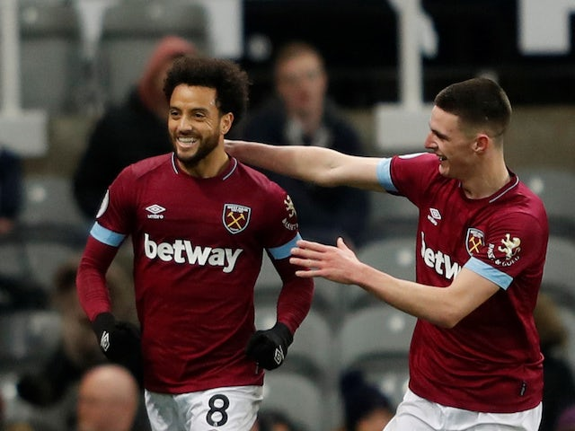Felipe Anderson urges West Ham to build on Newcastle win