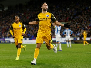 Brighton forward Florin Andone charged by FA