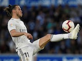 Gareth Bale in action for Real Madrid on October 6, 2018