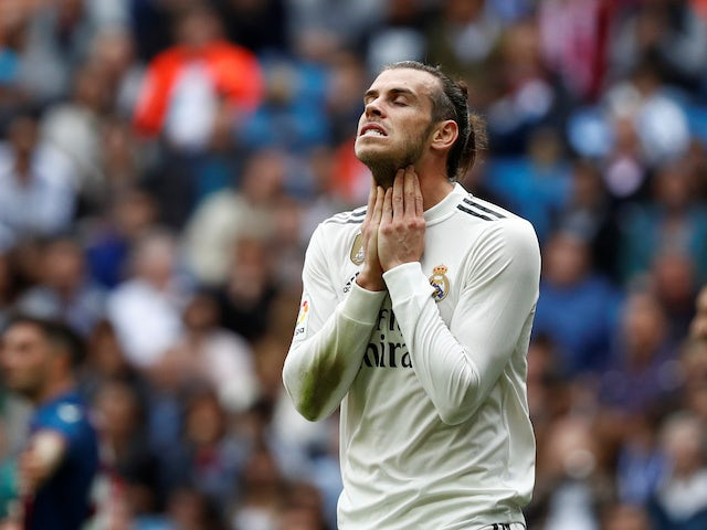 5397859b8cf Real Madrid forward Gareth Bale   Footballers are treated like ...