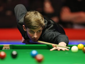 Amateur James Cahill on verge of Ronnie O'Sullivan shock