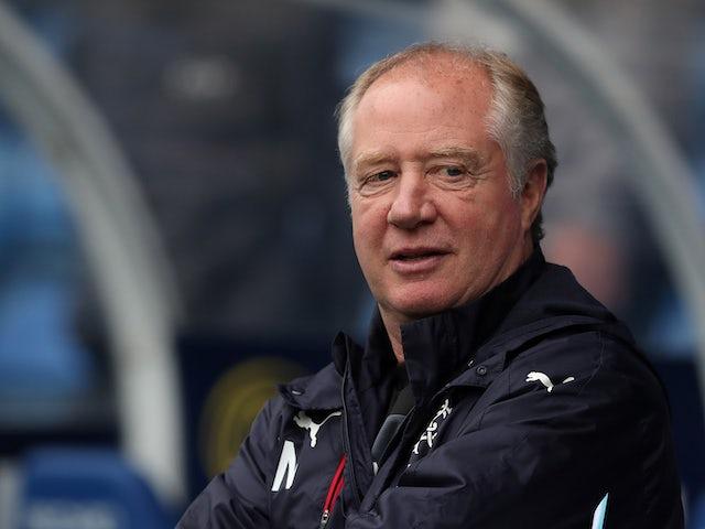 Oran Kearney happy to have Jimmy Nicholl on St Mirren coaching staff