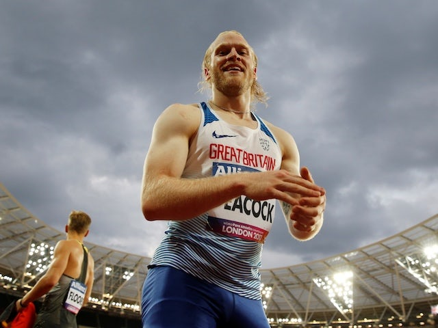Jonnie Peacock eyeing Paralympic hat-trick in Tokyo