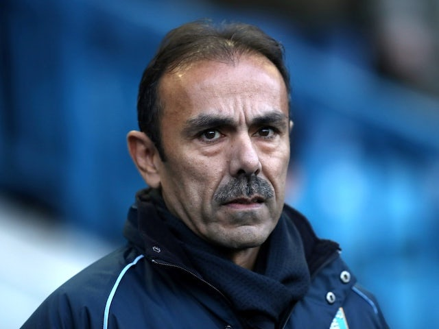 Sheffield Wednesday manager Jos Luhukay pictured in November 2018