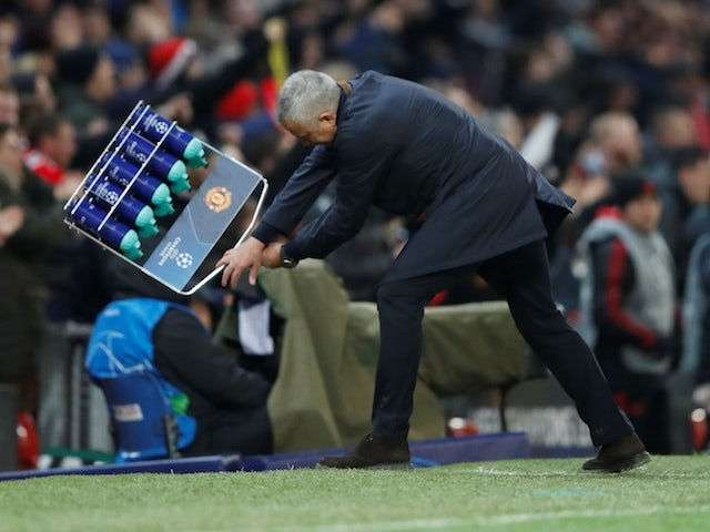Jose Mourinho hints at injury crisis