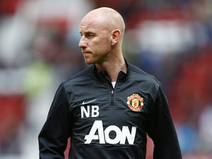 Manchester United appoint Nicky Butt as head of first-team development