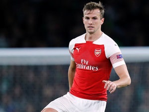 Rob Holding nearing Arsenal comeback?