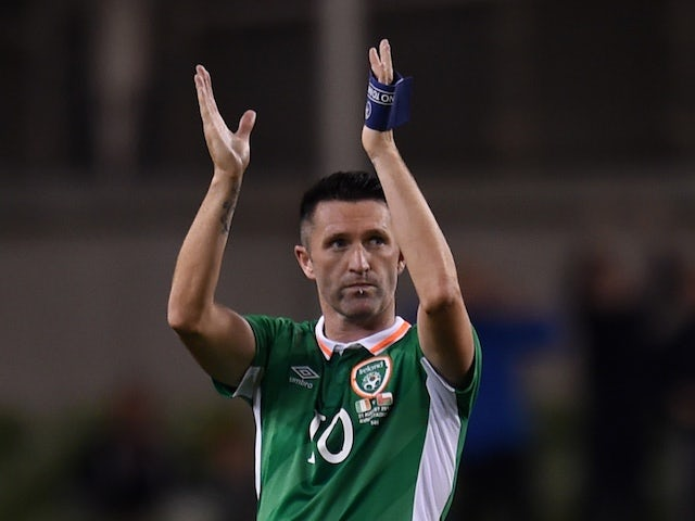 Robbie Keane calls time on playing career