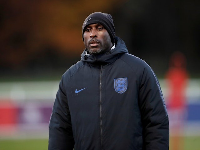 Sol Campbell appointed Macclesfield manager on 18-month contract