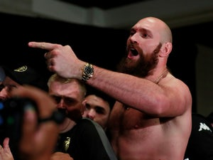 Tyson Fury: 'WBO title could be on the line on Saturday'