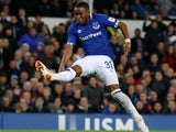 Ademola Lookman in action for Everton in the EFL Cup on September 2, 2018