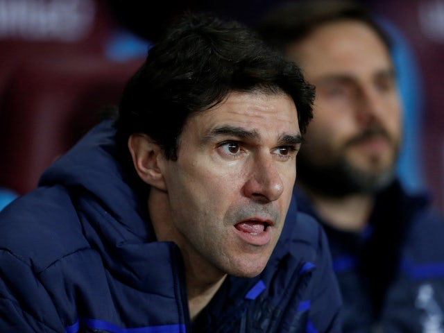 Aitor Karanka confident of performing at Birmingham City