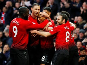 Man United hit four past struggling Fulham