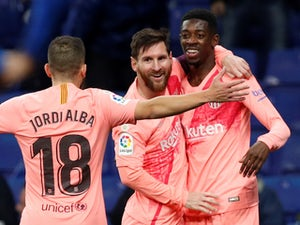Live Commentary: Espanyol 0-4 Barcelona - as it happened