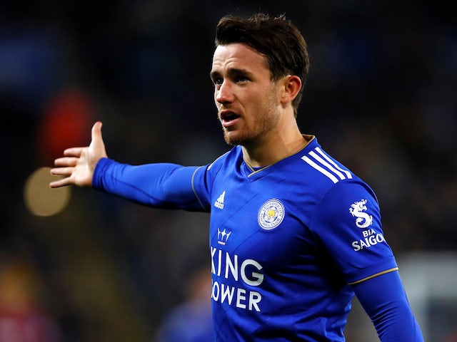 Chilwell 'remains top target for Man City'