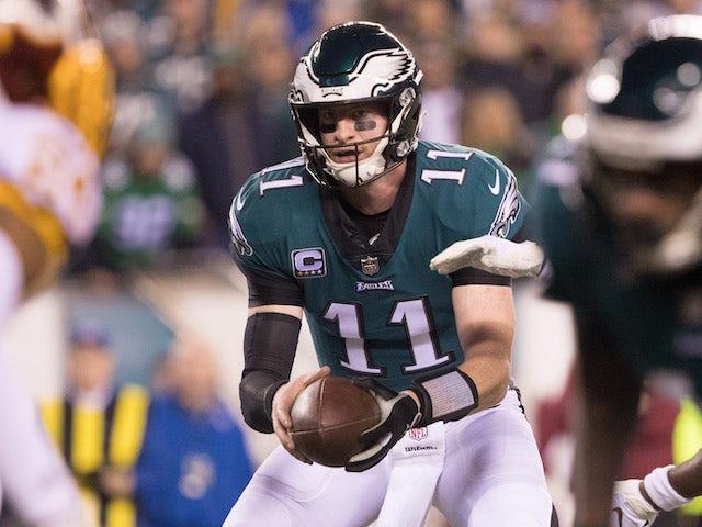 Result: Eagles soar past Redskins for impressive win