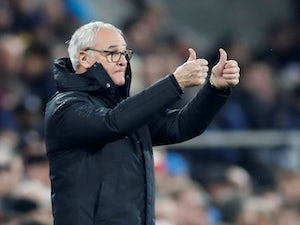 Fulham manager Claudio Ranieri gives the thumbs up on December 5, 2018