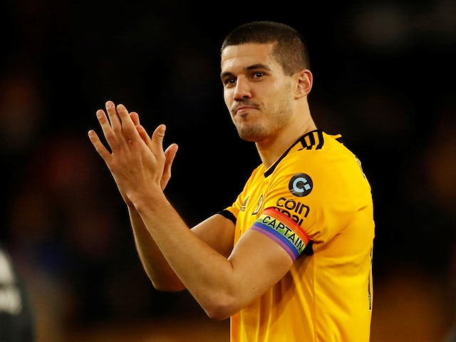 Arsenal, Liverpool tracking Conor Coady?