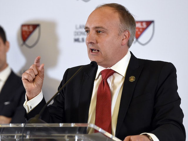 Darren Eales cannot believe Atlanta United's rise to prominence