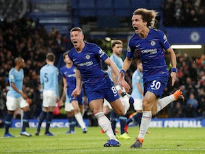 Chelsea inflict first defeat on Man City