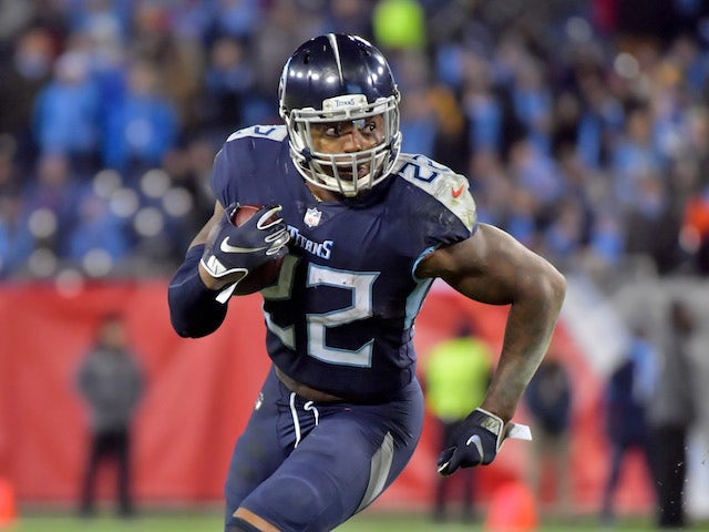 Result: Derrick Henry produces record-equalling 99-yard touchdown as Titans beat Jaguars