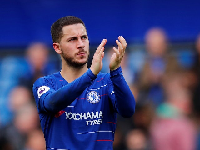 Chelsea offer Eden Hazard £300,000 a week?