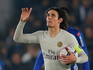 PSG 'yet to open contract talks with Cavani'