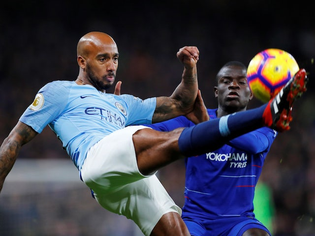 Everton close to signing Fabian Delph from Man City