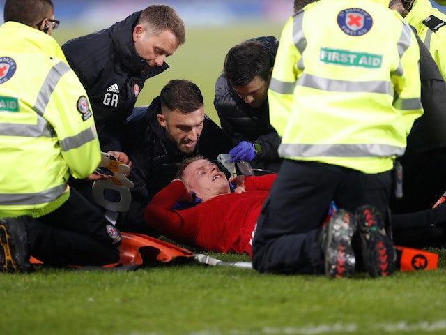Gary Mackay-Steven injury may have caught Aberdeen off guard, says Joe Lewis