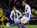 Glenn Murray scores for Brighton & Hove Albion on December 4, 2018