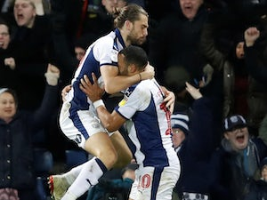 Controversial Rodriguez equaliser snatches West Brom late point against Villa