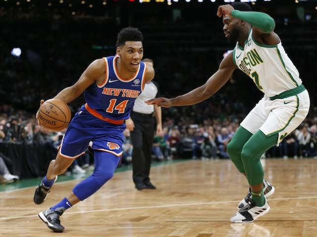 Result: Celtics stretch winning run with comfortable victory over Knicks