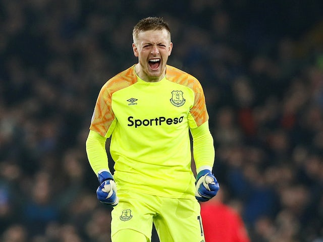 Jordan Pickford will not be singled out for criticism – Everton boss Marco Silva