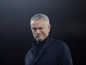 Jose Mourinho has a crafty wink on December 1, 2018